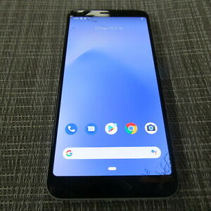 GOOGLE PIXEL 3A XL, 64GB (UNKNOWN CARRIER) CLEAN ESN, WORKS, PLEASE READ!! 39145