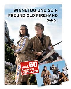 Winnetou und sein Freund Old Firehand · Band I · Karl May · Sammelalbum