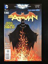 Batman New 52 11 DC  2012 Capullo Snyder Court of Owls Conclusion B1