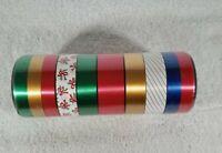 Berwick Christmas Ribbon Roll Assorted VTG
