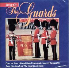 BEST OF THE GUARDS - March & Concert from Bands of The Guards Division (NEW CD)