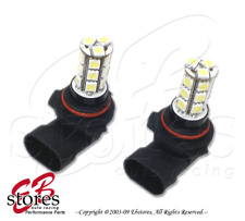 LED 9006 Xenon HID White 18 SMDs Light Bulbs (Foglight)