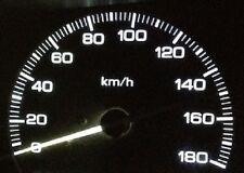 Dash Cluster Gauges WHITE LEDs LIGHTS KIT Fits 00-05 Toyota MR2 Spyder ZZW30R