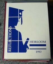 1983 ST. MARY'S SEMINARY COLLEGE BALTIMORE MARYLAND YEARBOOK