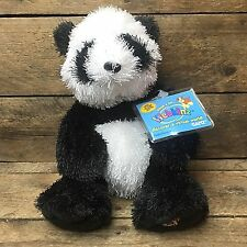 Ganz Black& White Panda Webkinz Plush Animal Unopened Unused Tag