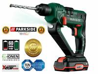 PARKSIDE® PABH 20-Li B2 Akku-Bohrhammer 3in1 Schlagbohrschrauber Akkuschrauber