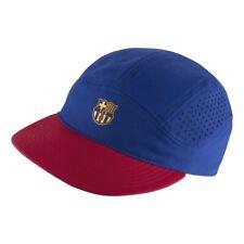 New Nike FC Barcelona Soccer Hat Adjustable Tailwind Cap | BV4249-455| OS