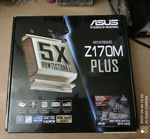 Asus Z170M Plus Intel G4500 Socket 1151 DDR4