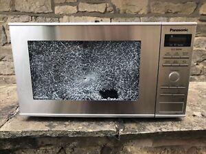 Panasonic NN-SD27HS 23L 1000W Microwave - RRP £149.99 - Stainless Steel