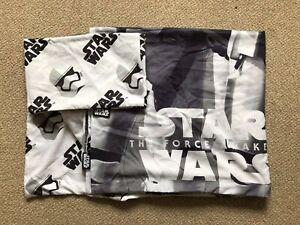 Star Wars Storm Trooper Single Duvet & Pillow Set,  2 Pictures, Useful & Fun