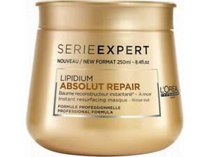 Loreal Professionnel Expert Serie Absolute Repair Lipidium Masque 6.7 FL OZ