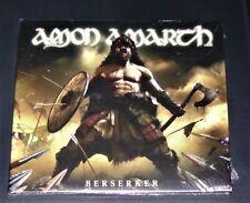 AMON AMARTH BERSERKER CD IM DIGIPAK SCHNELLER VERSAND NEU & OVP