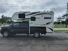 2019 Lance 865 truck camper like new used once.