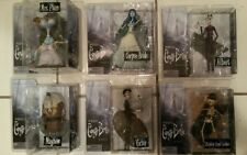 TIM BURTON'S CORPSE BRIDE SERIES 2 Full FIGURE SET MCFARLANE NEW