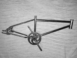 Old school bmx mongoose frame