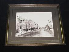 PHOTO - Ireland - MAIN ST. Bundoran Donegal Framed & Matted Lawrence Collection