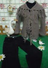 vêtements occasion fille 5 ans,sous-pull,gilet OKAIDI,pantalon velours HetM