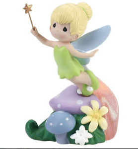 Disney Precious Moments 182474 Tinker Bell LED Pixie New & Boxed