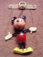 Vintage Disney Mickey Mouse Puppet Marionette