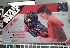 StarWars Darth Vader Electronic Pinball Tabletop by Funrise. Rae, only 1 on Ebay