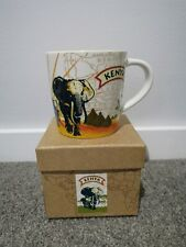 NEW IN BOX Starbucks KENYA Coffee Series 2011 10oz Ceramic Mug RARE