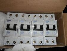 5SX5 250-7 400V 110/220V SIEMENS CIRCUIT BREAKER (LOT OF 1)