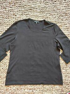 OSKA, Shirt, Gr. 4, schwarz,  neu!