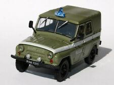 UAZ 469 MILICJA POLISH POLICE ( 1978 )  -- 1/43 -- De Agostini - IXO -- NEW