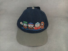 d524df65912 Vintage South Park Hat Cap Early Rare Comedy Central 1997 NEW W  TAG 6 panel