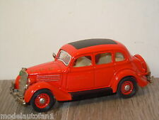 Ford V8 1935 D.F.D van Rextoys France 1:43 *6585