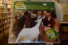 Beach Boys Pet Sounds LP sealed vinyl RE 50th Anniversary Mono reissue