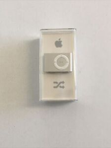 New Apple Ipod Shuffle PA564LL/A A1204 1GB MP3 Player Silver (sealed)