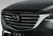 Mazda CX-9 TC Genuine Smoke Tinted Bonnet Protector TC11-AC-BPS