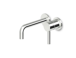 Zucchetti Pan Wall Mounted basin mixer 175mm Spout Chrome with Built in part