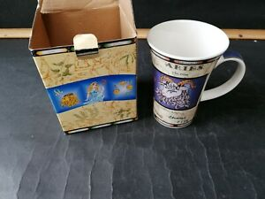 Boxed, Zodiac Aries Mug
