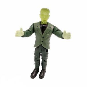 Jack In The Box Frankenstein Figure Green Head Monster Universal Studios 1999