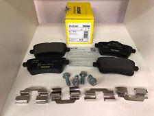 TEXTAR 2521502 Bremsbeläge MERCEDES-BENZ GLE (W166) Coupe (C292) M-KLASSE W166