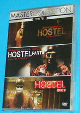 HOSTEL - La Trilogia - Master Collection - DVD - New Nuovo Sealed