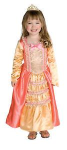 Shrek Princess Rapunzel Orange Dress Up Child Costume