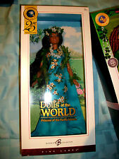 Princess of the Pacific Islands Barbie2005 Dolls of the World