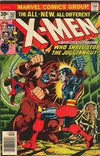 Uncanny X-Men #102-104, 108-109 (Marvel Comics 1976-78)