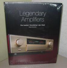 Bildband Legendary Amplifiers Die besten Verstärker der Welt Robert Glückhöfer!