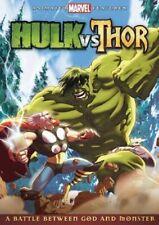 Hulk Vs Thor (DVD, 2011)