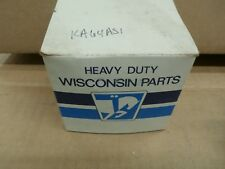 WISCONSIN/CONTINENTAL OIL PUMP BODY KA64AS1 NEW OLD STOCK
