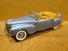 New Listing1941 Lincoln Continental, Franklin Mint, Nos, Mint w/ Tag & Papers, # 2638/9900
