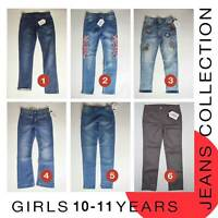 Girls Jeans 10-11Years Brand New MORE THAN 70% OFF (L90)