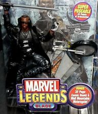 Marvel Legends BLADE Toybiz  Series V (5)  New Mint 2003 Rare.