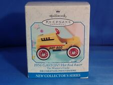 Hallmark Ornament 1956 Garton Hot Rod Racer The Winner's Circle New Die-Cast