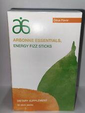 ARBONNE Energy Fizz Sticks - Citrus 30 STICK PACKS