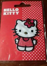 FERRO da stiro sulla Patch-Hello Kitty